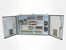 Development of a Crane Control Panel for an International Customer
