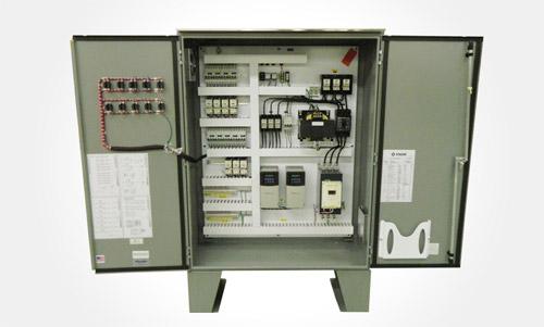 Development of a Control Panel for an Hvac Motor Control -Pennsylvania