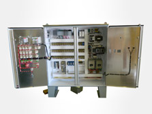 Design & Development of a Lift Station Control Panel for City