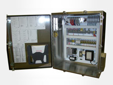 Design of a Scada/RTU Panel for System Integration Solutions
