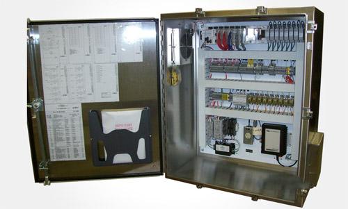 design of a scada  rtu panel for system integration